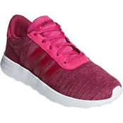 adidas Grade School Girls Lite Racer Shoes