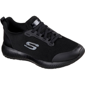 Skechers Women's Squad SR Slip On Slip Resistant Shoes
