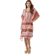 JW Poncho Dress