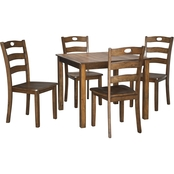 Signature Design by Ashley Hazleteen 5 pc. Dining Set