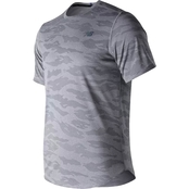 New Balance Q Speed Breathe Tee