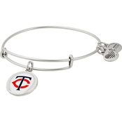 Alex and Ani Atlanta Braves Bangle