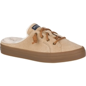 Sperry Women's Crest Vibe Suede Mule Sneakers