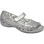 Crocs Girls Isabella Flower Flats