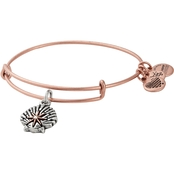 Alex and Ani Star of Venus IV Charm Bangle