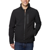 Nautica Softshell Bonded Fleece Jacket