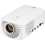 LG CineBeam LED Home Theater Projector with Smart TV and Magic Remote