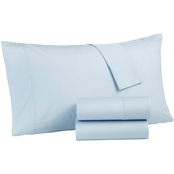 Martha Stewart Collection 400 Thread Count Solid Sheet Sets