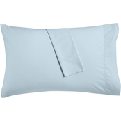 Martha Stewart Collection 400 Thread Count Standard Pillowcase Set 2 pk.
