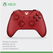 Xbox Sport Red Edition Wireless Controller