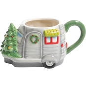 Snow Ride Camper Mug