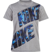 Nike Little Boys Muddy Block Dri-FIT Tee