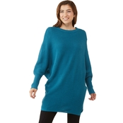 JW Dolman Sleeve Sweater Tunic