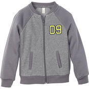 Gumballs Infant Boys French Terry Zip Front Jacket