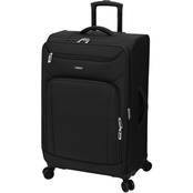 Leisure Escape Expandable 8 Wheeled Spinner Suitcase