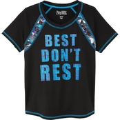 Pony Tails Girls Best Don't Rest Active Tee