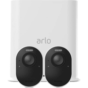 Arlo Ultra 4K UHD Wire-Free Security 2 Camera System