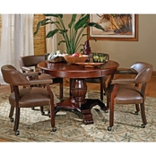 Steve Silver Tournament Round Dining Table
