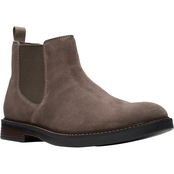 Clarks Paulson Chelsea Boots