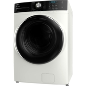 Midea 5.2CF Front Load Washer, Steam, White
