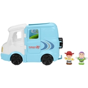 Fisher-Price Little People Toy Story 4 Jessie's Campground Adventure RV