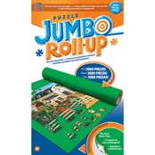 MasterPieces - Jumbo Roll Up Mat for Puzzles, 48 Inches x 36 Inches