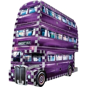 Wrebbit 3D Puzzles The Knight Bus