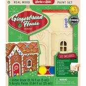 MasterPieces Works of Ahhh... Gingerbread House Paint Kit