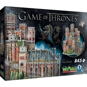 Wrebbit 3D Puzzles The Red Keep