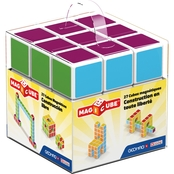 GeoMags World USA Magicube Free Building 27 pc. Set