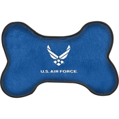 All Star Dogs U.S. Air Force Dog Squeak Toy