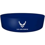 All Star Dogs U.S. Air Force Collapsible Dog Bowl