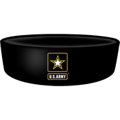US ARMY DOG BOWL LARGE