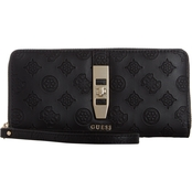 Guess Peony Classic Zip Around Wallet