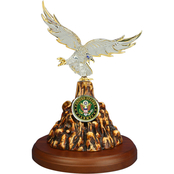 Glass Baron Army Eagle, Officially Licensed, Large
