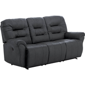 Best Home Furnishings Unity Leather Power Reclining Sofa