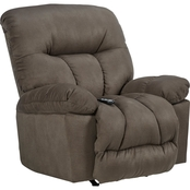 Best Home Furnishings Retreat Power Rocker Recliner