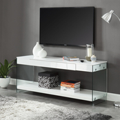 Sabugal Gray 70 Entertainment TV Console