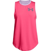 Under Armour Girls HeatGear Tank
