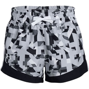 Under Armour Girls Sprint Printed Shorts