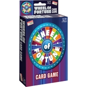 Endless Games Wheel of Fortune Card Game