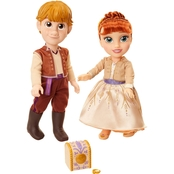 Frozen 2 Anna and Kristoff Proposal 9 pc. Set