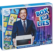 Hasbro The Tonight Show Starring Jimmy Fallon Box of Lies Party Game