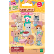 Epoch Calico Critters Baby Party Series Blind Bags