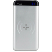 Tylt Xact 5k Wireless Charging Pad and Power Bank