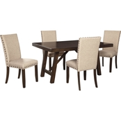 Signature Design by Ashley Rokane Dining Room 5 pc. Set