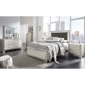 Lonnix 5PC Bedroom Set Full