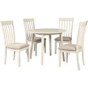 Signature Design by Ashley Slannery Dining Set
