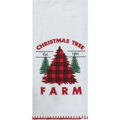 Kay Dee Designs Holiday Farmhouse Farm Flour Sack Towel