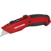CRAFTSMAN 4-Blade Retractable Utility Knife
